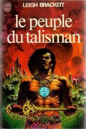 Couverture Le peuple du talisman