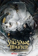 Affiche The Yin-Yang Master: Dream of Eternity