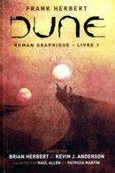 Couverture Dune : Roman graphique, tome 1