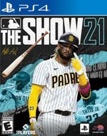 Jaquette MLB The Show 21
