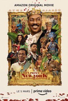 Affiche Un prince à New York 2
