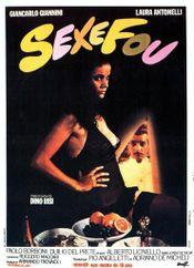 Affiche Sexe Fou