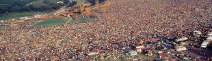 Cover Woodstock « 3 jours de paix et de musique »  en 305 morceaux
