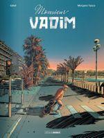 Couverture Arthrose, Crime & Crustacés - Monsieur Vadim, tome 1