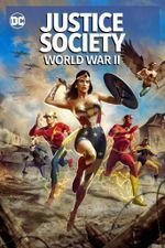 Affiche Justice Society : World War II