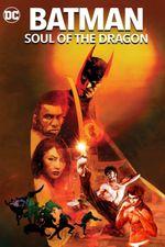 Affiche Batman : Soul of the Dragon