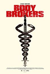 Affiche Body Brokers