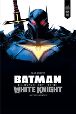 Couverture Batman : Curse of the White Knight