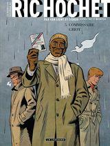 Couverture Commissaire Griot - Les Nouvelles Enquêtes de Ric Hochet, tome 5