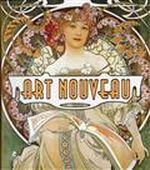 Couverture Art nouveau
