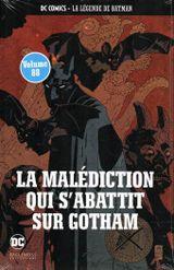 Couverture La malédiction qui s'abattit sur Gotham - La Légende de Batman, tome 88