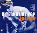 Pochette SATURN Exklusiv Edition: Alternative Rock Edition