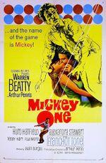 Affiche Mickey One