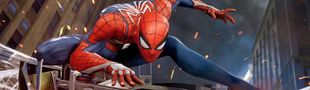 Cover Les meilleurs jeux Spider-Man