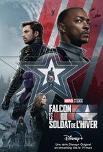 Affiche Falcon et le Soldat de l'hiver