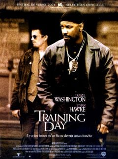 Affiche Training Day