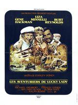 Affiche Les Aventuriers du Lucky Lady