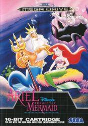 Jaquette Ariel: The Little Mermaid