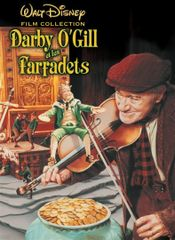 Affiche Darby O'Gill et les Farfadets