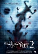 Affiche The Human Centipede 2