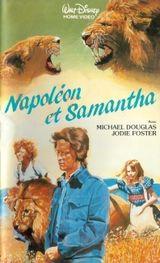 Affiche Napoléon et Samantha