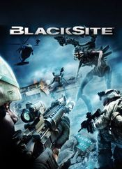 Jaquette BlackSite