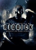 Jaquette The Chronicles of Riddick : Assault on Dark Athena