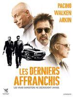 Affiche Les Derniers Affranchis