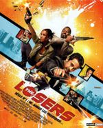 Affiche The Losers