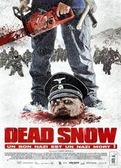 Affiche Dead Snow
