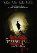 Affiche Sweeney Todd