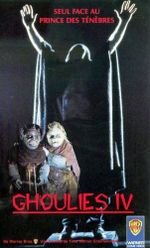 Affiche Ghoulies 4