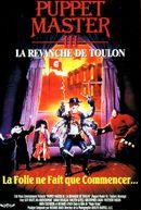 Affiche Puppet Master III : La Revanche de Toulon