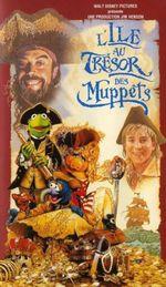 Affiche L'Île au trésor des Muppets