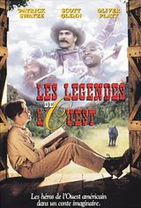 Affiche Les Légendes de l'Ouest