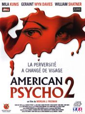 Affiche American Psycho 2