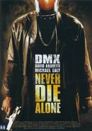 Affiche Never Die Alone