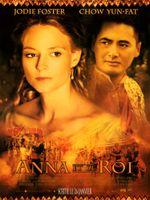 Affiche Anna et le Roi