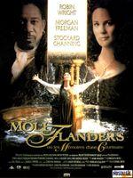 Affiche Moll Flanders ou les mémoires d'une courtisane