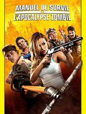 Affiche Manuel de survie à l'apocalypse zombie
