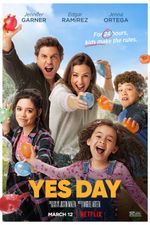 Affiche Yes Day