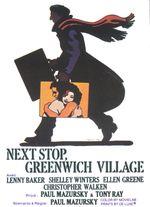Affiche Next Stop, Greenwich Village