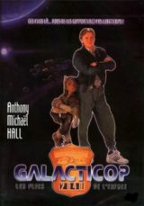 Affiche Galacticop, les flics de l'espace
