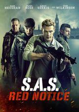 Affiche SAS : Red Notice