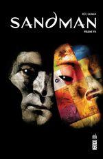 Couverture Sandman : L'Intégrale, tome 7