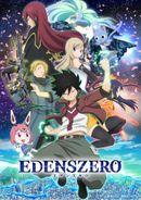 Affiche Edens Zero