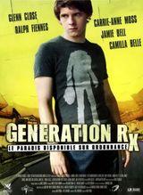 Affiche Génération RX
