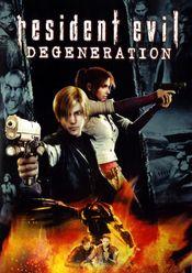Affiche Resident Evil : Degeneration