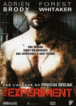Affiche The Experiment