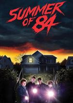 Affiche Summer of 84